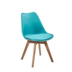 Židle FILA mořská barva...