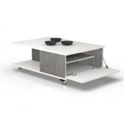 MAT-VIENNA bílý mat+beton,...